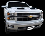 Chevy Truck with Ram Air Hood