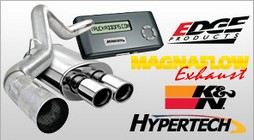 Performance Exhaust and Manufactures Logos