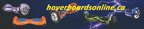 Hoverboards Online Canada