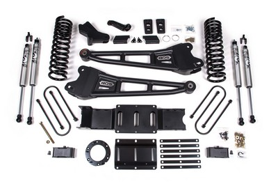 BDS Suspension 2019 Ram 3500 4 inch lift kit