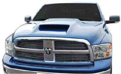 2009-18 Dodge Ram 1500 ram air hood