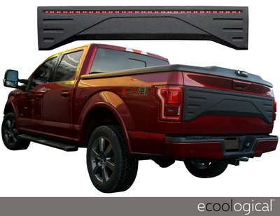 eCOOLogical tailgate applique with or w/o LED Light Bar.