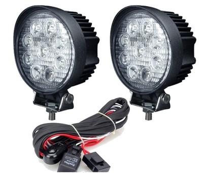 27 Watt LED Work Lights