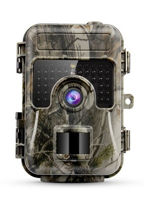 16mp Trail Cam, Motion Triggered Hunting Camera with Night Vision