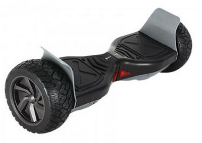 Hoverboard season is here