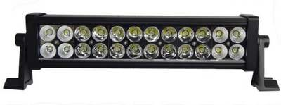 14 inch LED Light Bar, 72 watts, 6480 Lumens, 3 year warranty